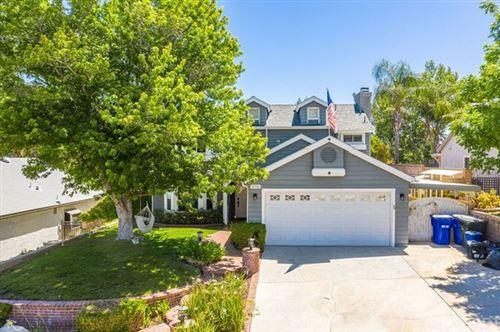 Photo of 31916 Green Hill Drive, Castaic, CA 91384 (MLS # SR21128809)