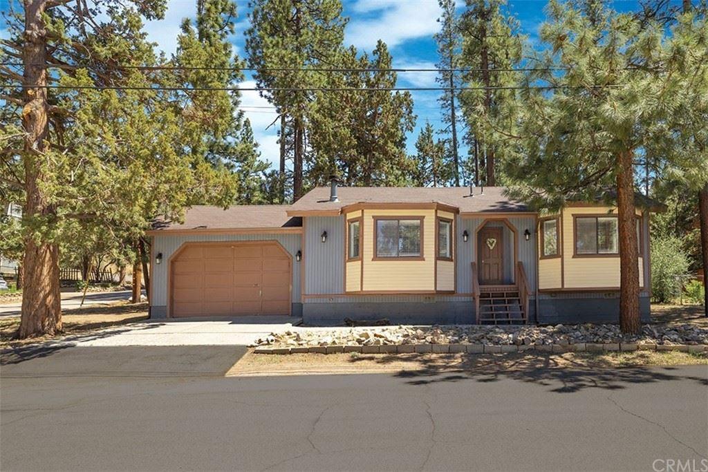 401 S Marlowe Drive, Big Bear City, CA 92314 - MLS#: EV21124809