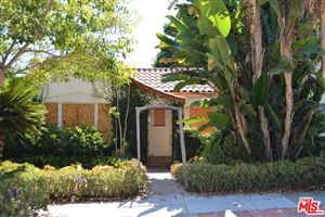 Photo of 9020 PHYLLIS Avenue, West Hollywood, CA 90069 (MLS # 19509810)