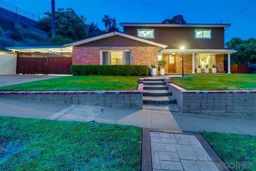 Photo of 9650 Jimzel Rd, La Mesa, CA 91942 (MLS # 210012810)