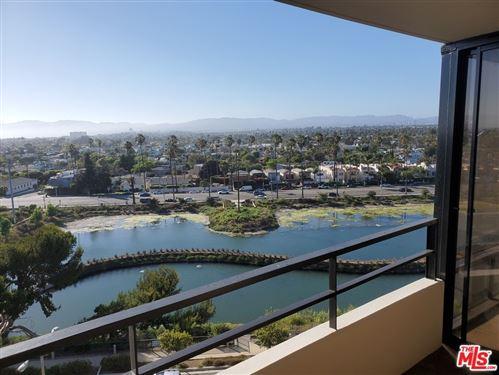 Photo of 4265 Marina City #503, Marina del Rey, CA 90292 (MLS # 21720810)