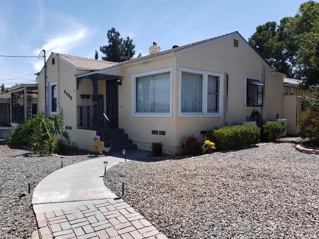 4490 Pomona Ave, La Mesa, CA 91942 - MLS#: PTP2104810