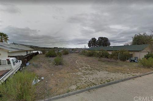 Photo of 0 Mission Street, San Miguel, CA 93451 (MLS # PW20141811)