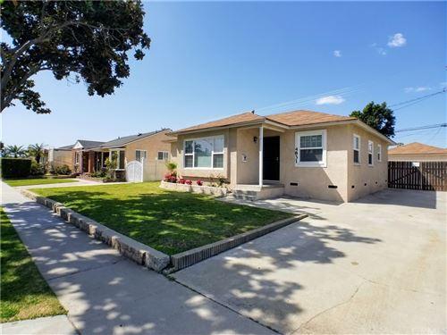 Photo of 4831 Adenmoor Avenue, Lakewood, CA 90713 (MLS # PW21228811)