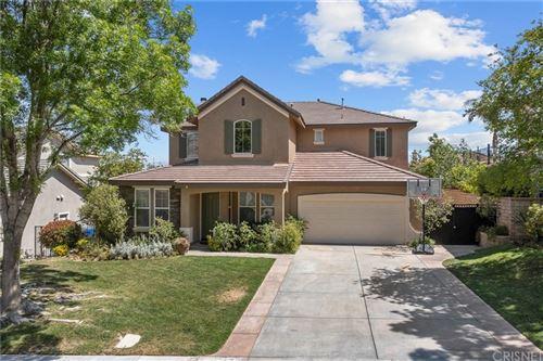 Photo of 23846 Rio Ranch Way, Valencia, CA 91354 (MLS # SR21094811)
