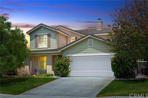 Photo of 30880 Suncatcher Street, Murrieta, CA 92563 (MLS # SW20154811)