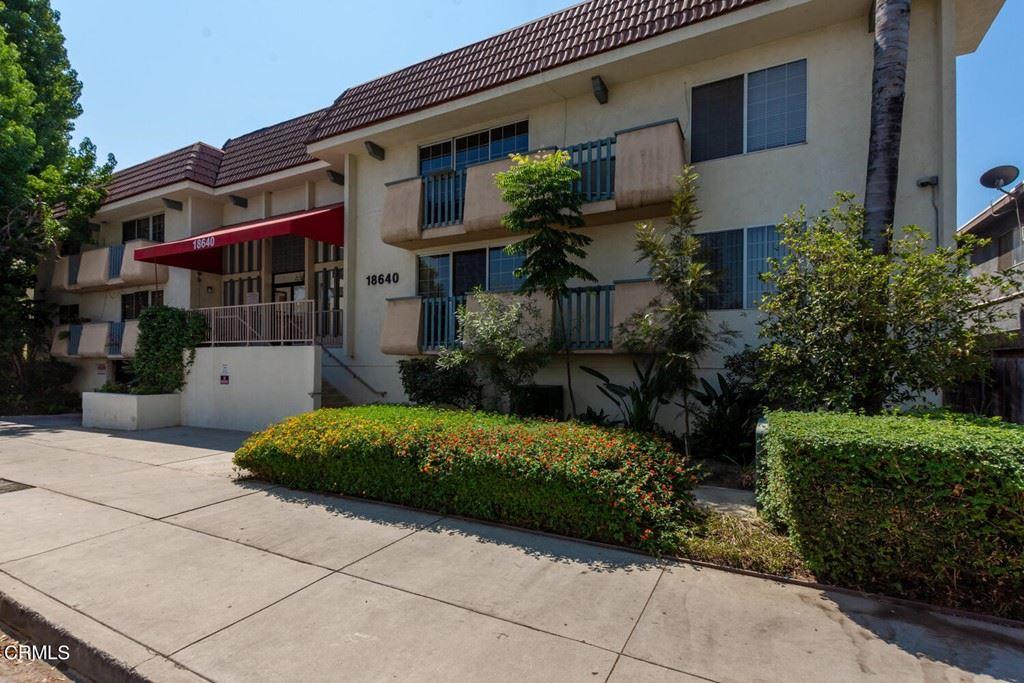 Photo for 18640 Collins Street #113, Tarzana, CA 91356 (MLS # V1-7811)