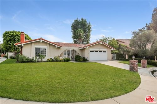 Photo of 10502 Woodfield Court, Los Angeles, CA 90077 (MLS # 20633812)