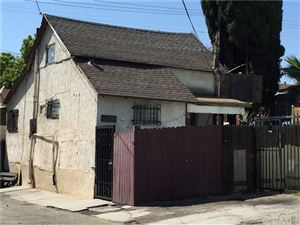 Photo of 5908 Fayette Street, Highland Park, CA 90042 (MLS # WS19063812)