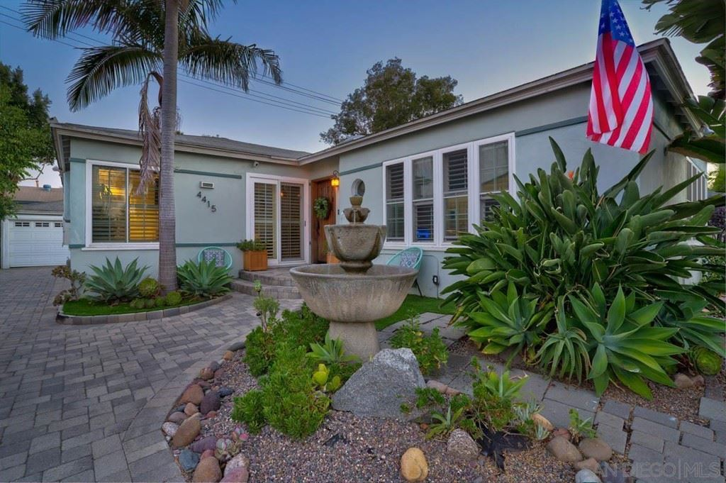 4415 Monroe Ave, San Diego, CA 92115 - #: 210022812