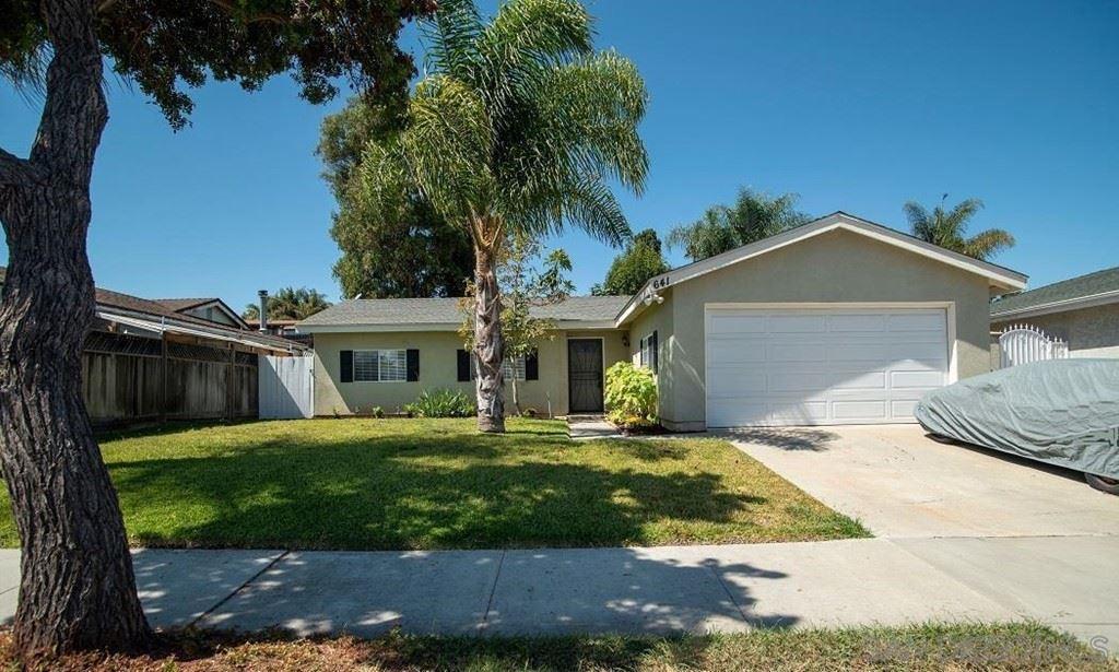 641 Michael St, Oceanside, CA 92057 - MLS#: 210026812