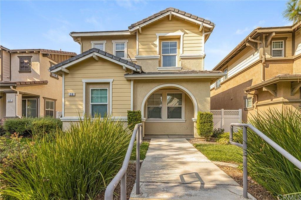 11090 Mountain View Drive #28, Rancho Cucamonga, CA 91730 - MLS#: IV21216812