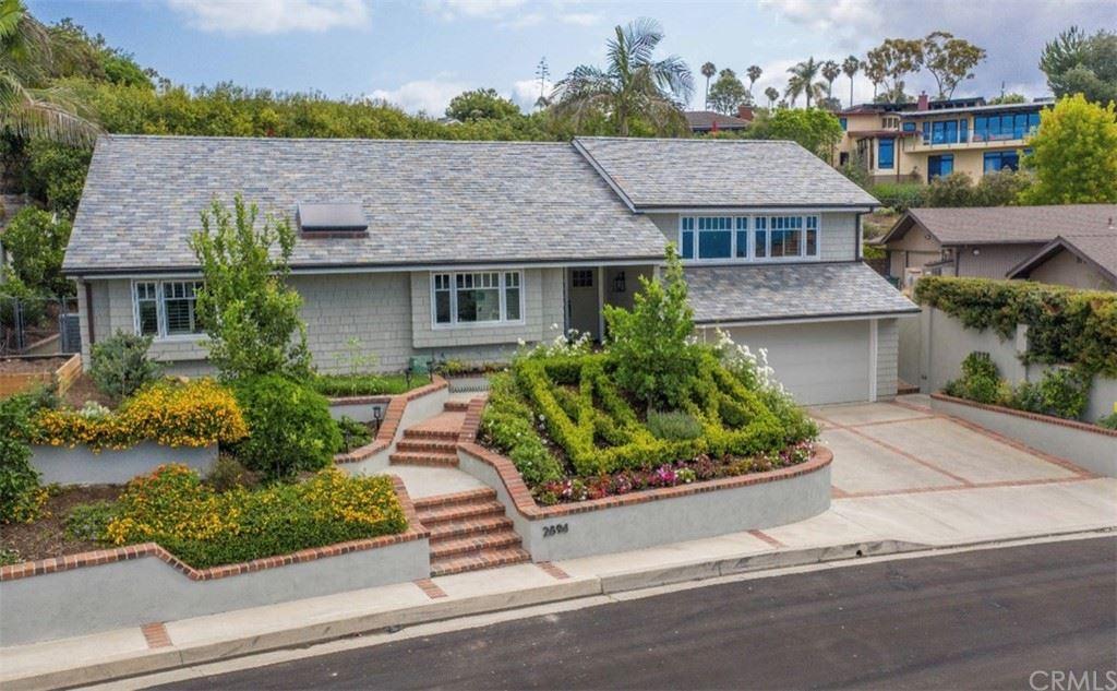 Photo for 2894 Zell Drive, Laguna Beach, CA 92651 (MLS # LG21190812)