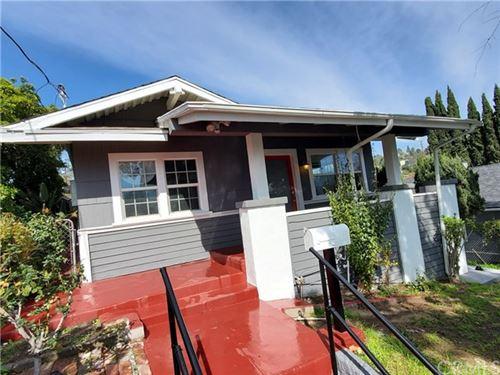 Photo of 6033 Burwood Avenue, Highland Park, CA 90042 (MLS # MB19282813)