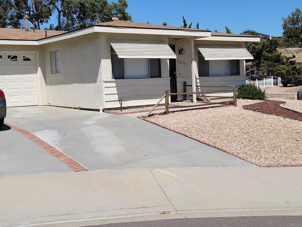 3574 Mira Pacific Drive, Oceanside, CA 92056 - MLS#: NDP2106813
