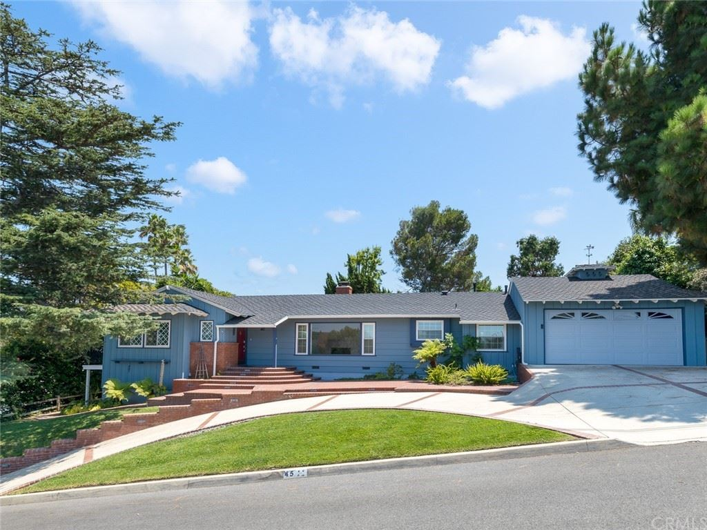 45 Hitching Post Drive, Rolling Hills Estates, CA 90274 - #: SB21155813