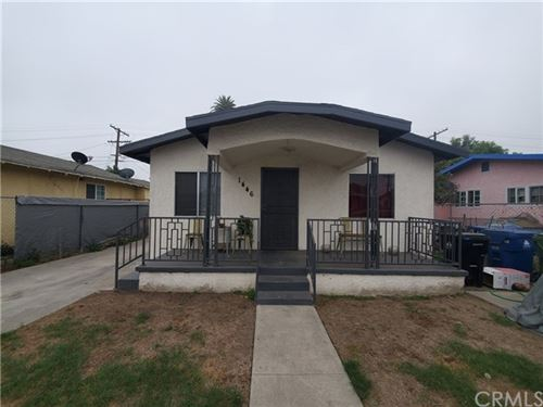 Photo of 1446 W 67th Street, Inglewood, CA 90047 (MLS # CV21017814)