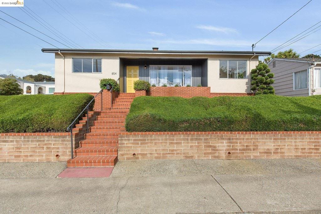 854 Pomona Ave, El Cerrito, CA 94530 - #: 40969814