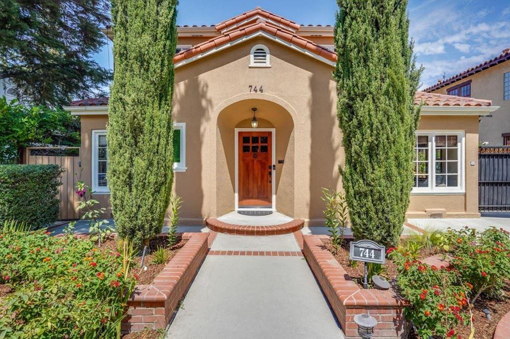 744 Chapman Street, San Jose, CA 95126 - MLS#: ML81855814