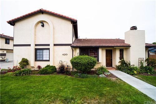 Photo of 420 S Oak Park Boulevard #5, Grover Beach, CA 93433 (MLS # SC21211815)