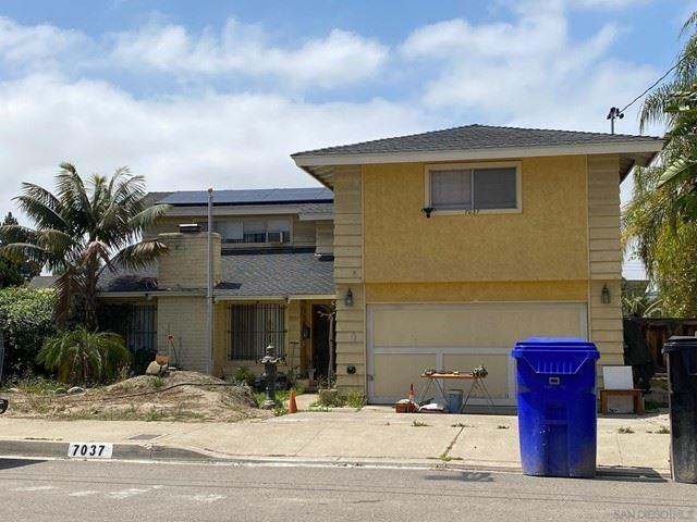 7037 Everglades Ave, San Diego, CA 92119 - MLS#: 210012815
