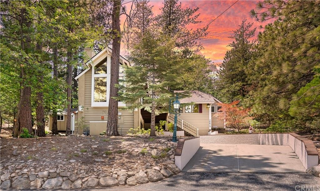 26625 Brentwood Lane, Lake Arrowhead, CA 92352 - MLS#: EV21152815