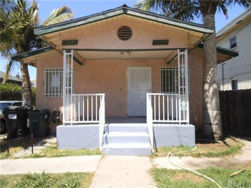 Photo of 1427 E 61st Street, Los Angeles, CA 90001 (MLS # SB20154816)