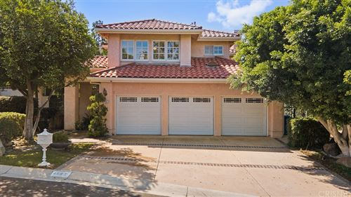 Photo of 4662 Pine Valley Place, Westlake Village, CA 91362 (MLS # SR21217816)