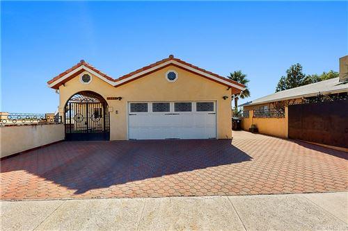 Photo of 13328 Trego Street, Sylmar, CA 91342 (MLS # SR21219816)