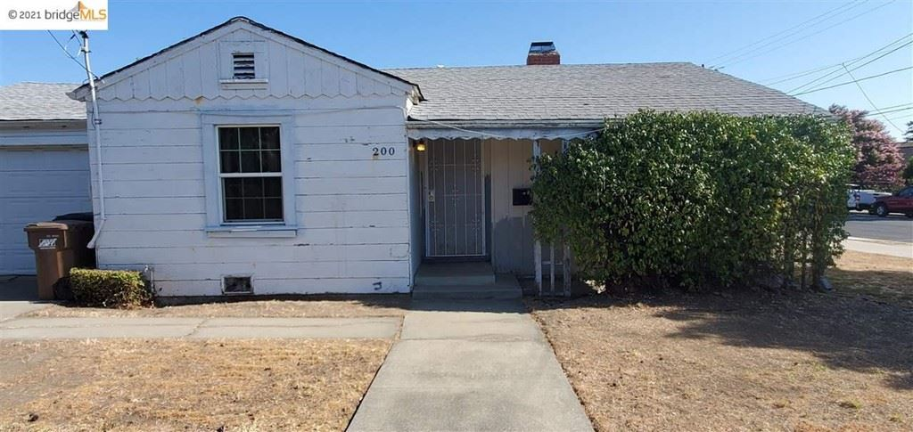200 W 18Th St, Antioch, CA 94509 - MLS#: 40959816