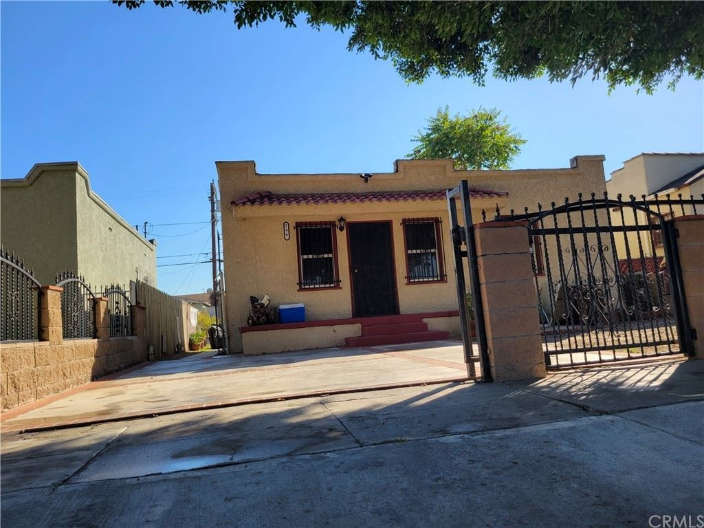 746 E 91st Street, Los Angeles, CA 90002 - MLS#: DW21228816