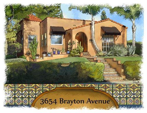 Photo of 3654 Brayton Avenue, Long Beach, CA 90807 (MLS # PW21027817)