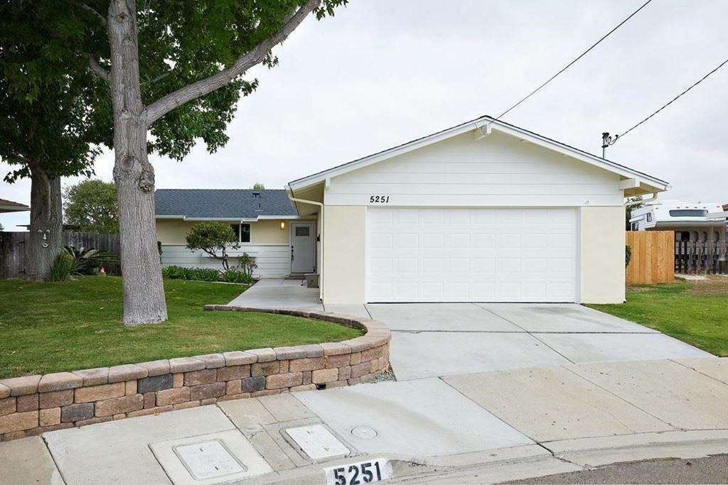 5251 GLASGOW DR, San Diego, CA 92117 - MLS#: 210023817