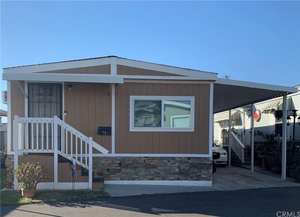 1635 W Covina Blvd #74, San Dimas, CA 91773 - MLS#: CV21032817