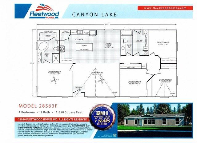 2634 Minero Court, Pinon Hills, CA 92371 - MLS#: 526818