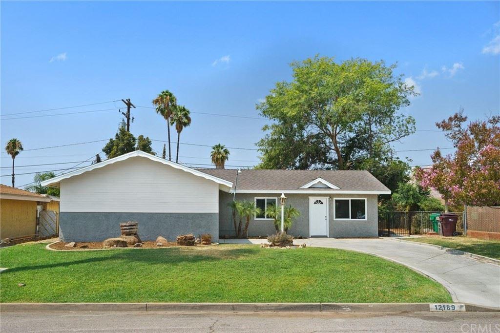 12189 Hanover Avenue, Moreno Valley, CA 92557 - MLS#: CV21183818