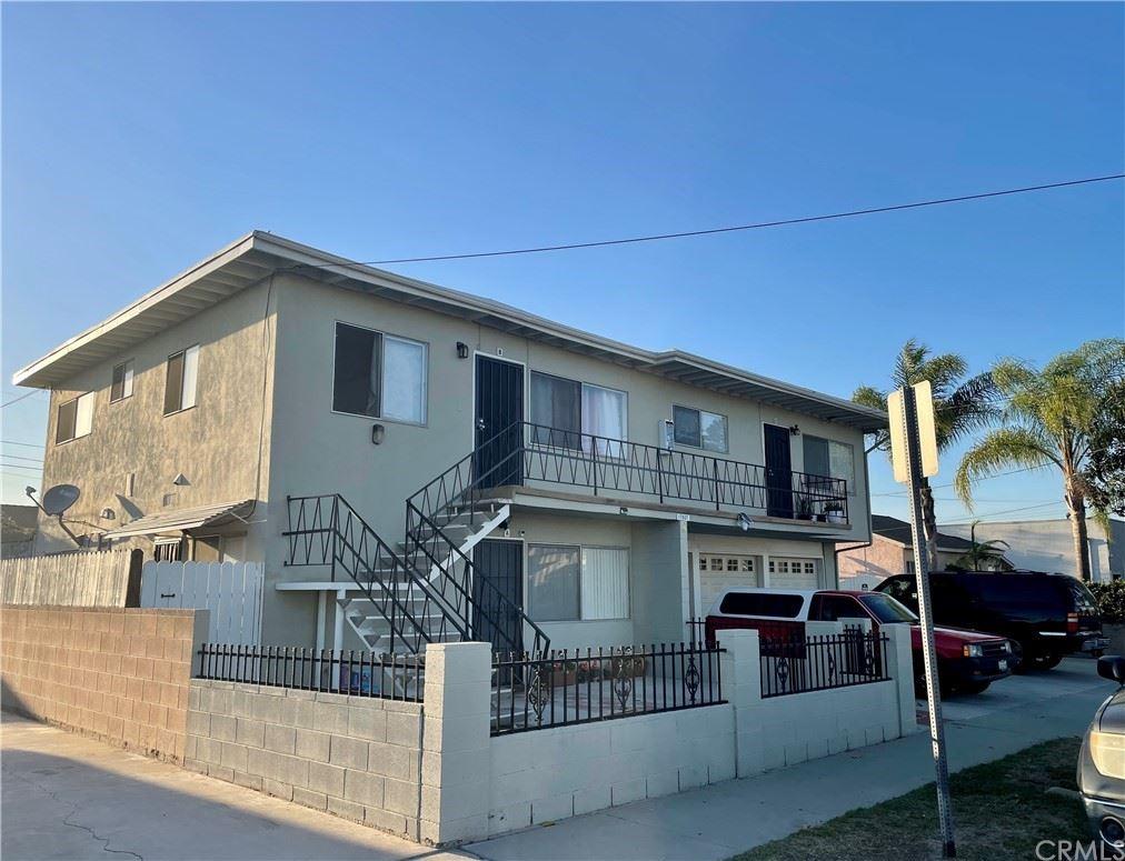 Photo of 17907 Evelyn Avenue, Gardena, CA 90248 (MLS # SB21210818)
