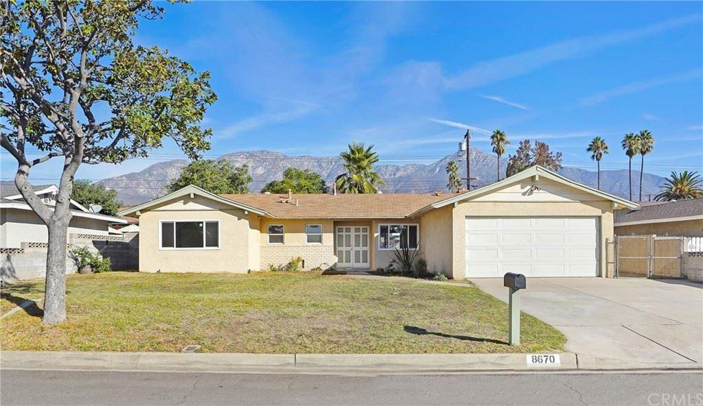 8670 Avalon Court, Rancho Cucamonga, CA 91701 - MLS#: TR21233818