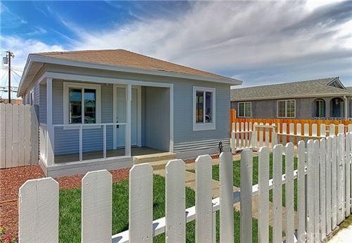 Photo of 517 N Garfield Avenue, Oxnard, CA 93030 (MLS # SR21114819)