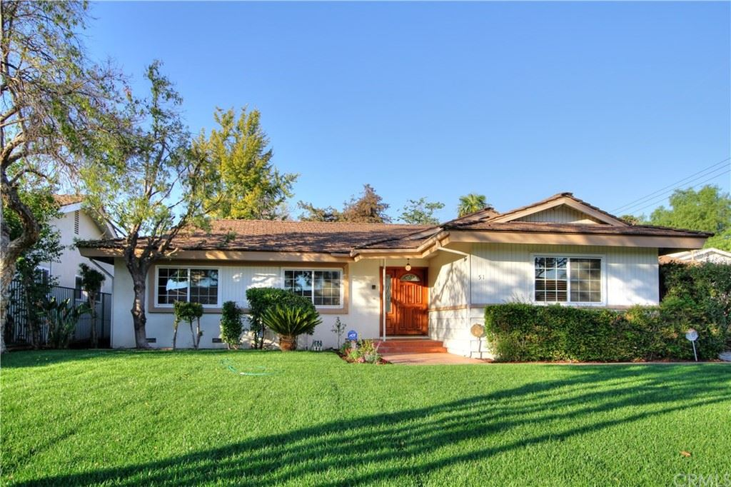 51 W Birchcroft Street, Arcadia, CA 91007 - MLS#: AR21187819