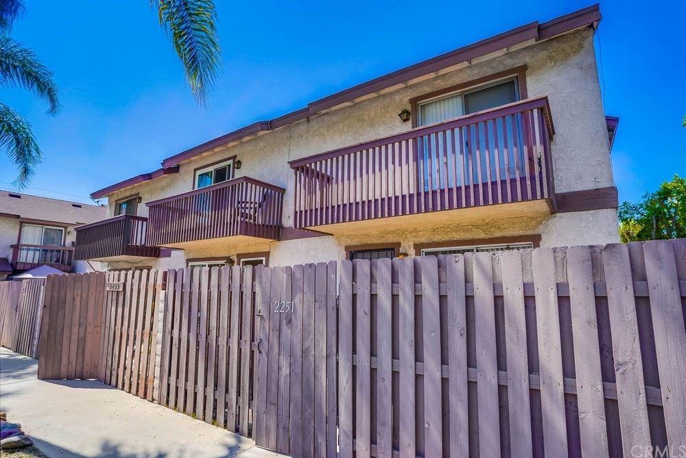 Photo of 2251 Santa Fe Avenue #26, Long Beach, CA 90810 (MLS # PW21105819)