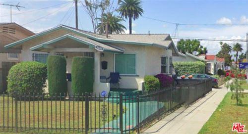 Photo of 1601 W 71St Street, Los Angeles, CA 90047 (MLS # 20666820)