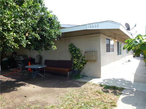 Photo of 10602 Flower Avenue, Stanton, CA 90680 (MLS # PW21196820)