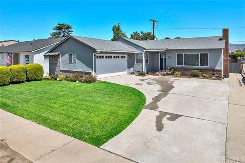 Photo of 233 E Tudor Street, Covina, CA 91722 (MLS # OC21130821)