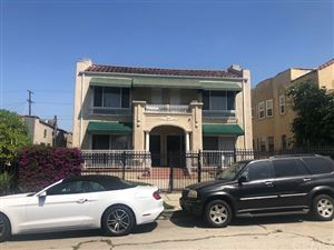 Photo of 1236 S Plymouth Boulevard, Los Angeles, CA 90019 (MLS # RS19156821)