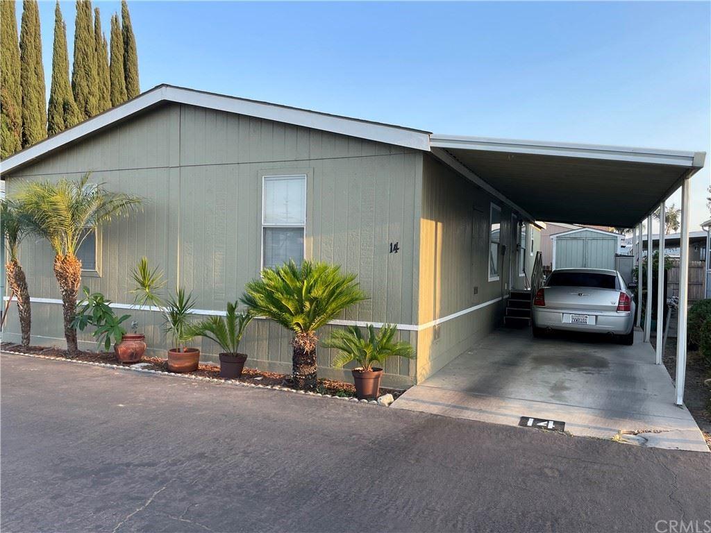 15050 Monte Vista Avenue #14, Chino Hills, CA 91709 - #: CV21218821
