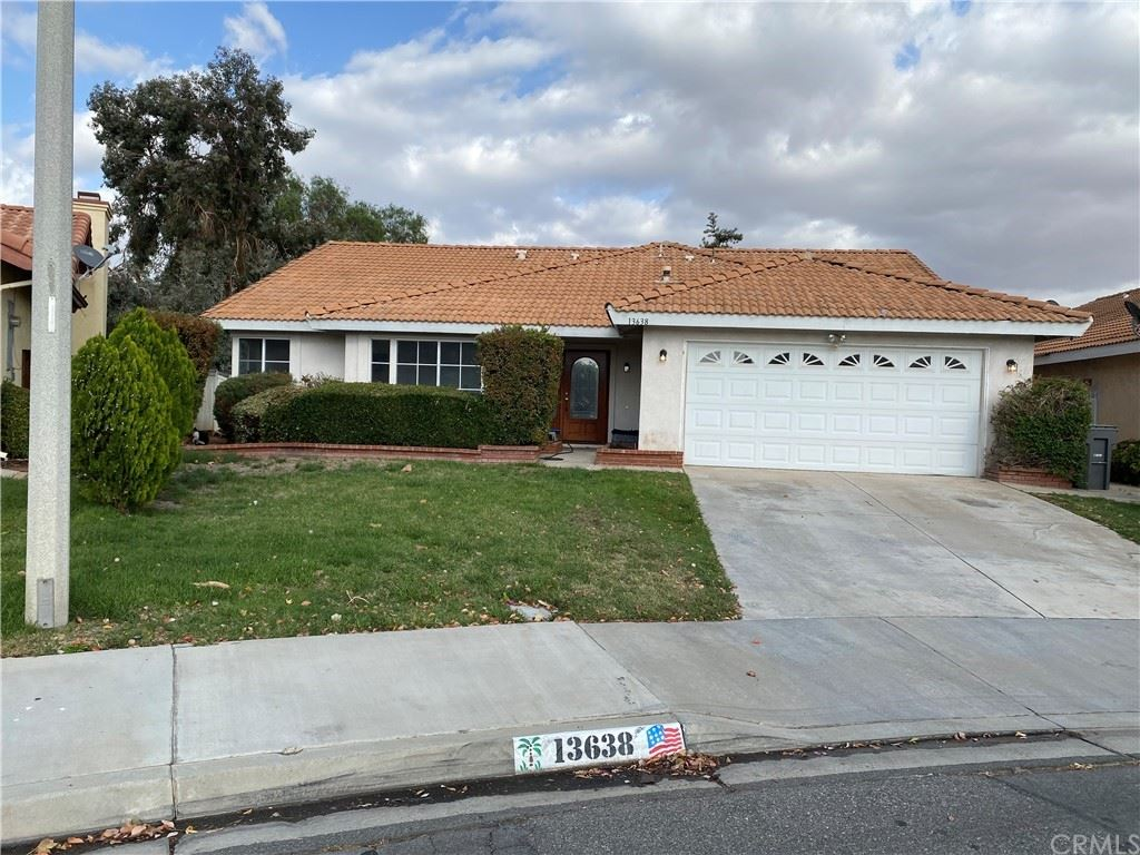 13638 Regis Drive, Moreno Valley, CA 92555 - MLS#: IV21227821