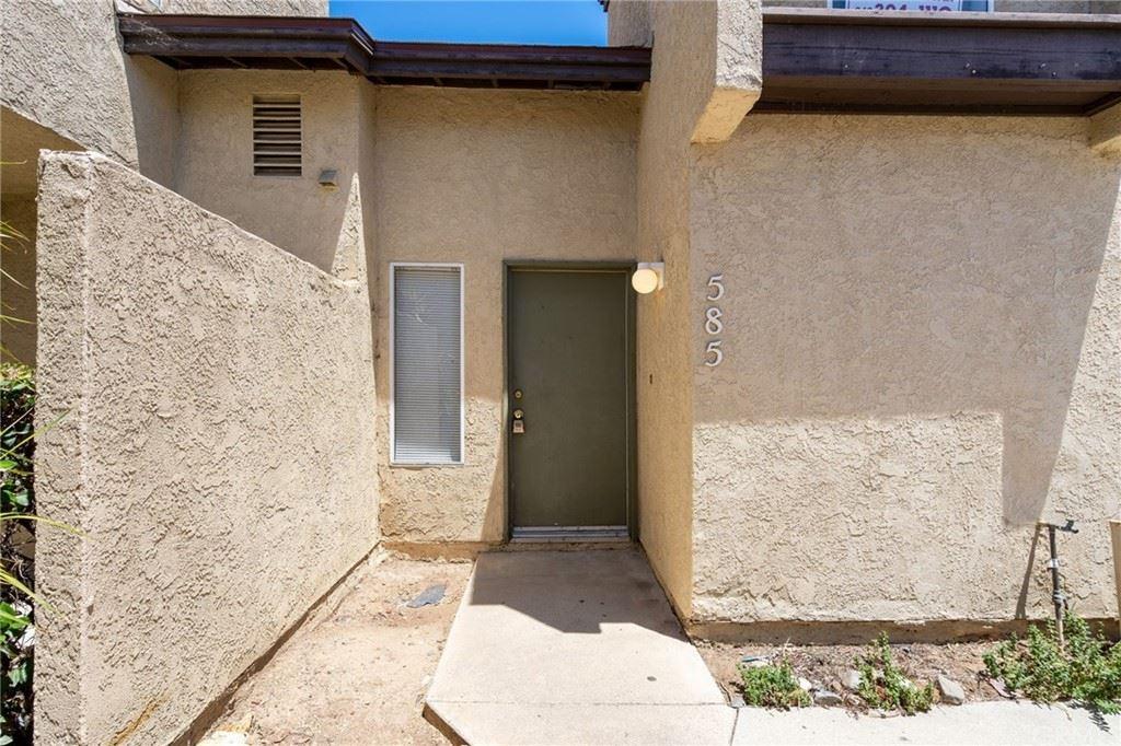 585 Parkview Drive, Lake Elsinore, CA 92530 - MLS#: OC21099821