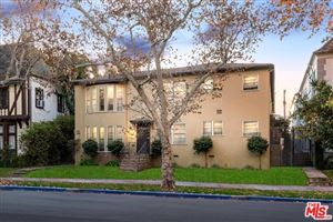 Photo of 345 N SYCAMORE Avenue, Los Angeles, CA 90036 (MLS # 19490822)