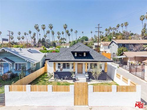 Photo of 309 S Avenue 63, Los Angeles, CA 90042 (MLS # 21713822)